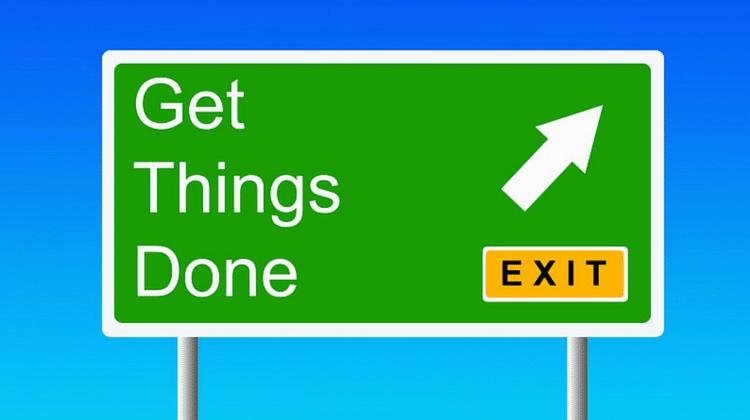 Til at slippe dine overspringshandlinger