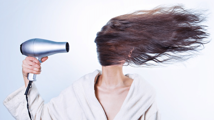Til hårpleje for kvinder