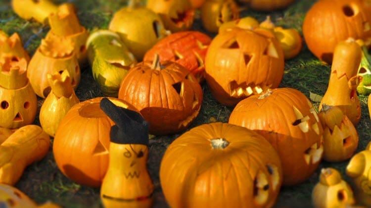 Til halloweenfesten