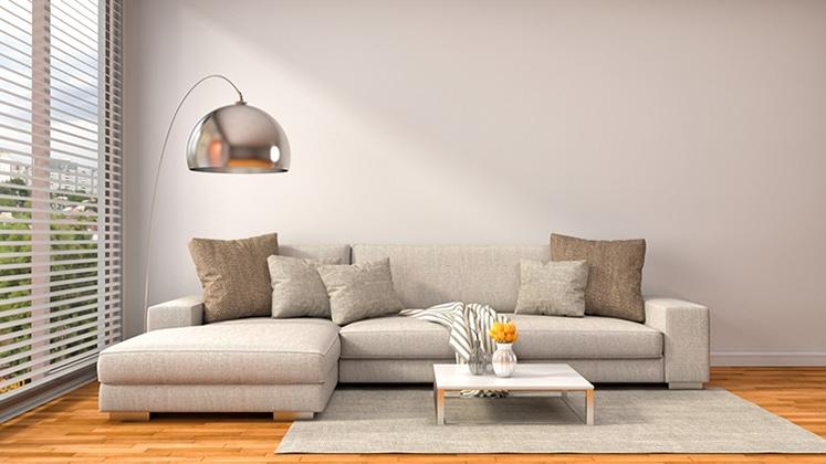 Til køb af chaiselong-sofa