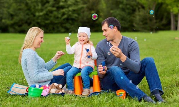 Til sjove aktiviteter for børn og voksne i ferien